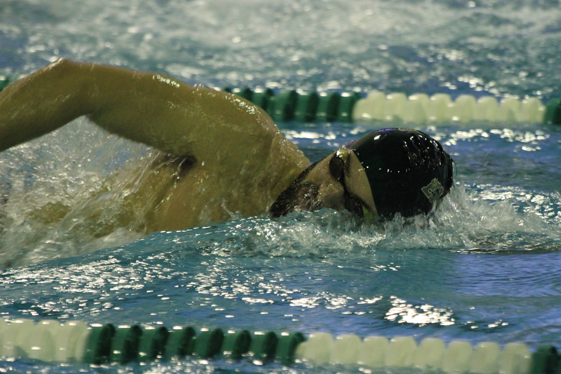 Swimming Sets 10 School Records At NEISDA Championships