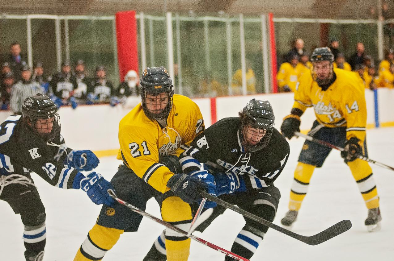 Hockey Lifts the Lid on ECAC Northeast Wednesday vs. Salve Regina
