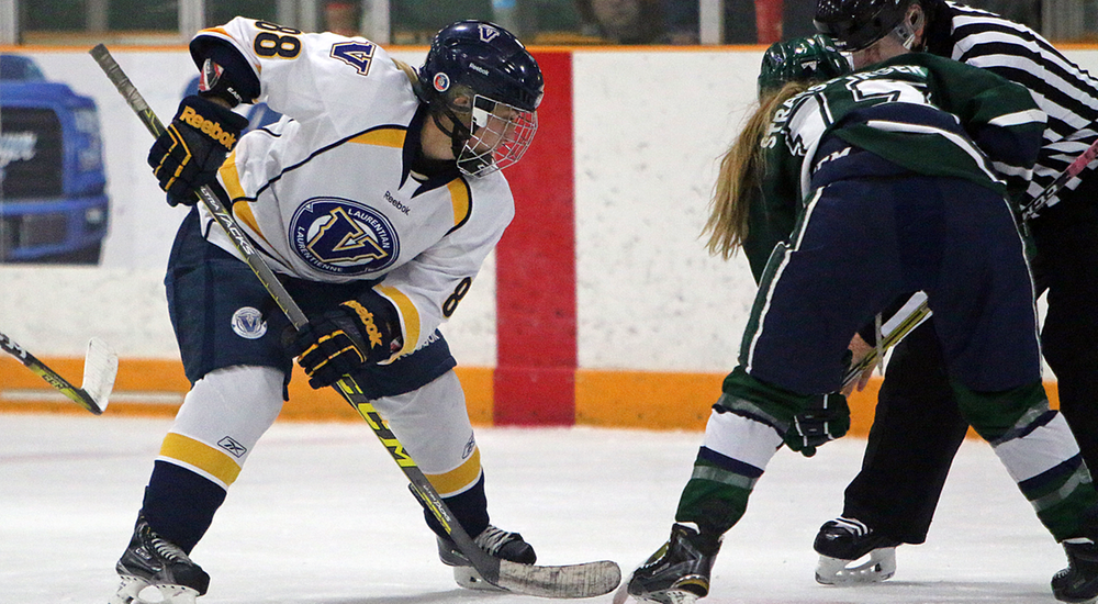 WHKY | Collins' Shutout Clinches Second Consecutive Playoff Birth for Voyageurs