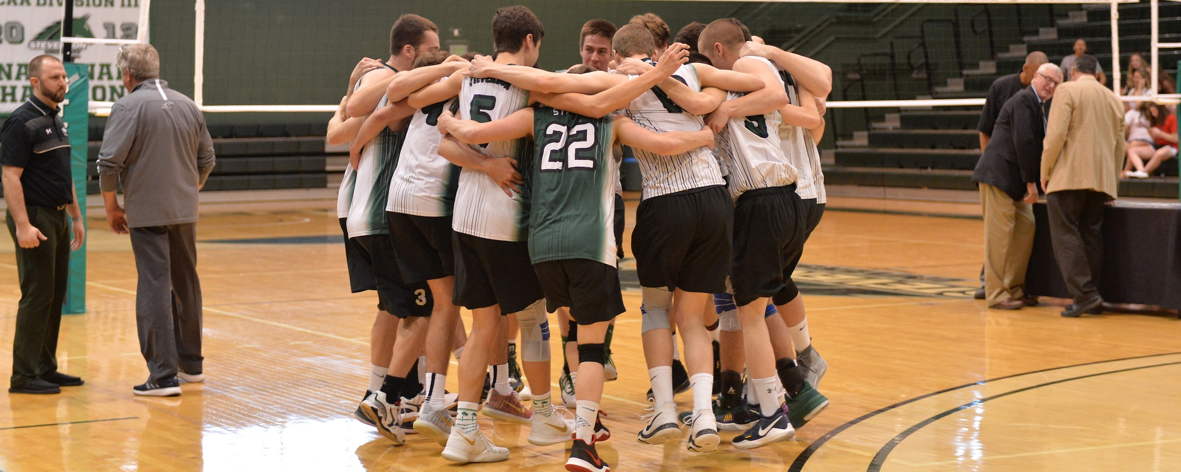 Men's Volleyball Ranked in AVCA Division III Top-15 Final Poll