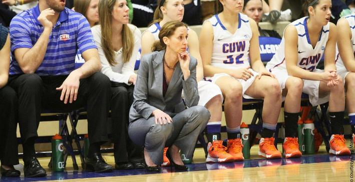 Women's Basketball goes cold, upset by Alverno