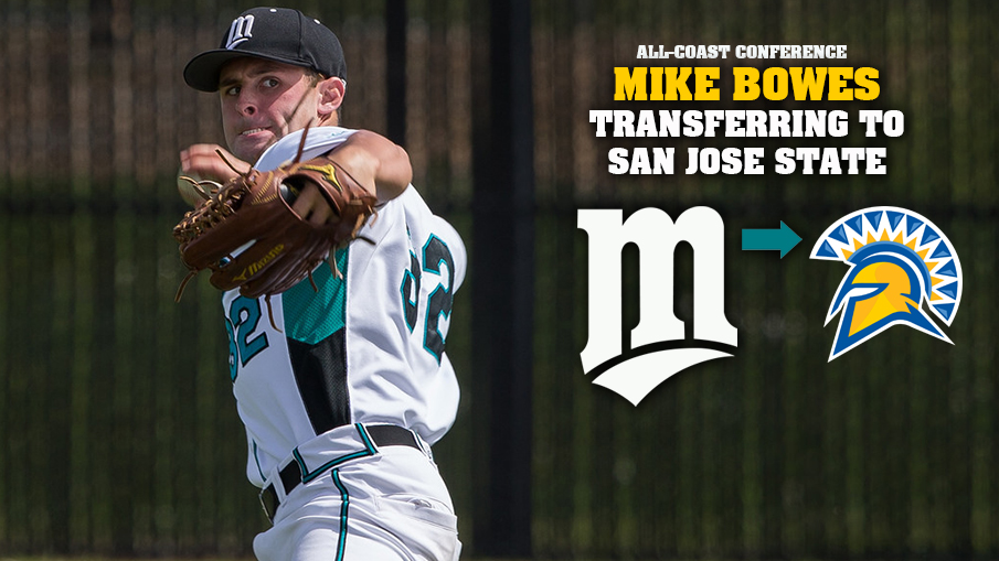 Mike Bowes transferring to San Jose State.