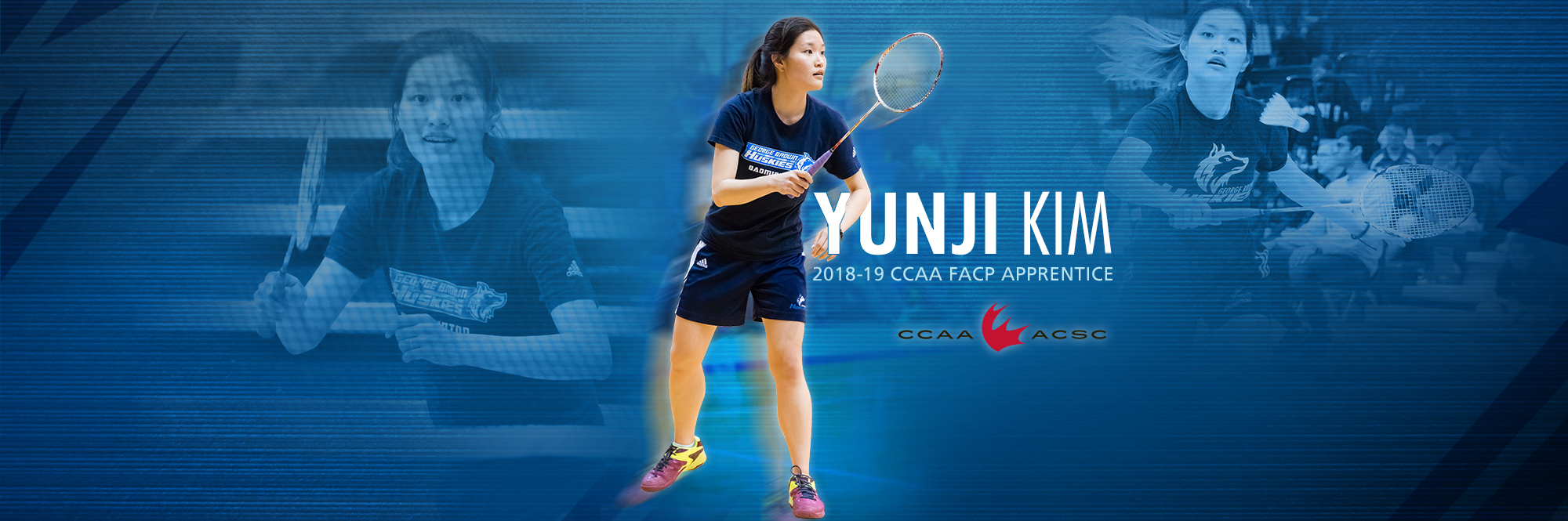 GEORGE BROWN'S YUNJI KIM AMONG 2018-19 CCAA FEMALE APPRENTICE COACHING PROGRAM MEMBERS