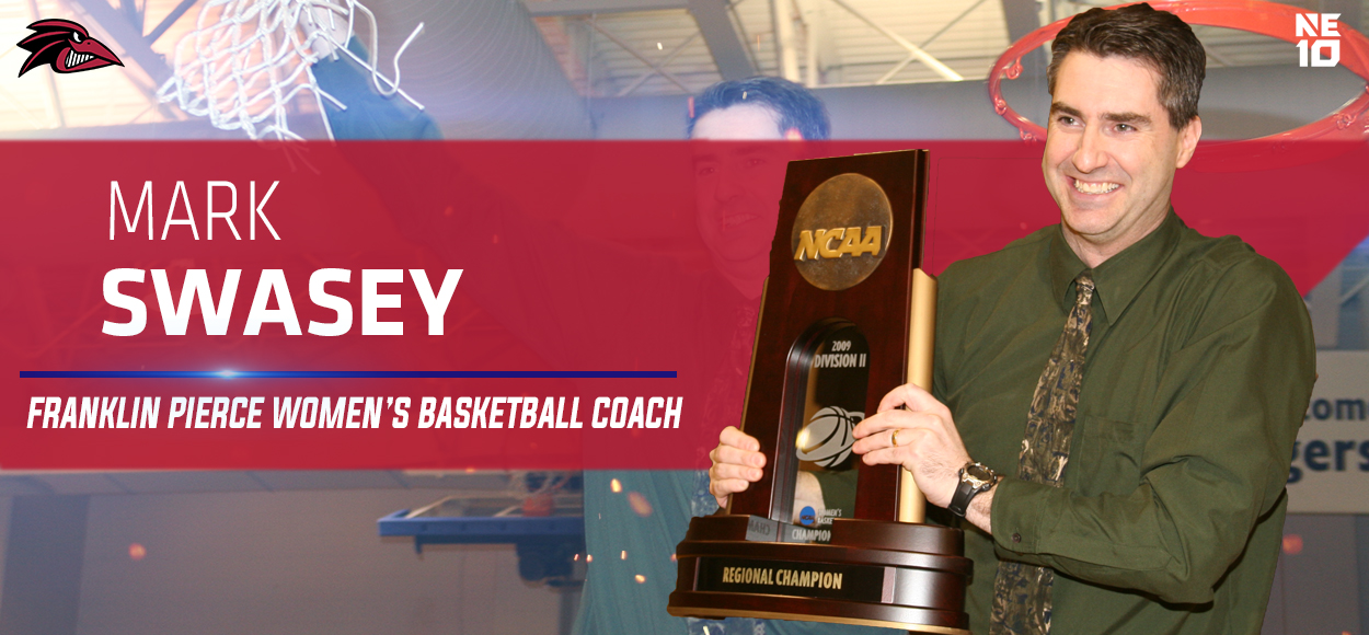 Franklin Pierce Welcomes Back Mark Swasey to Lead Women's Basketball Program