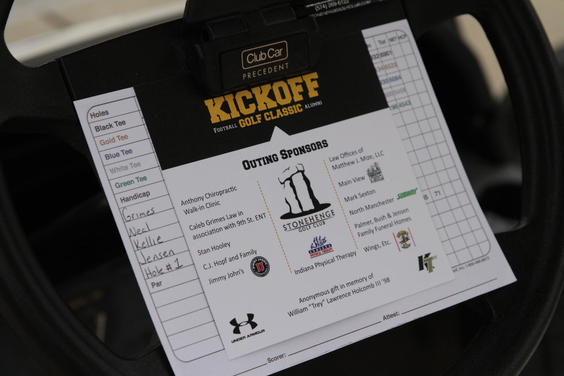 Register now for second Kickoff Classic outing