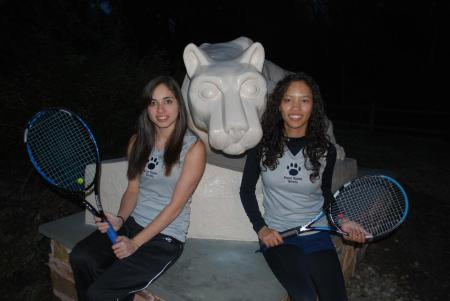 Women's Tennis goes Undefeated in 2012