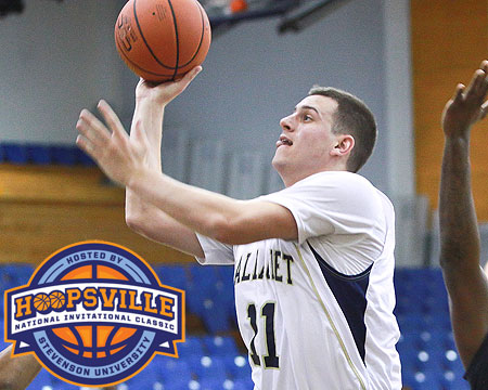 Gallaudet men's basketball to participate in Inaugural Hoopsville National Invitational Classic