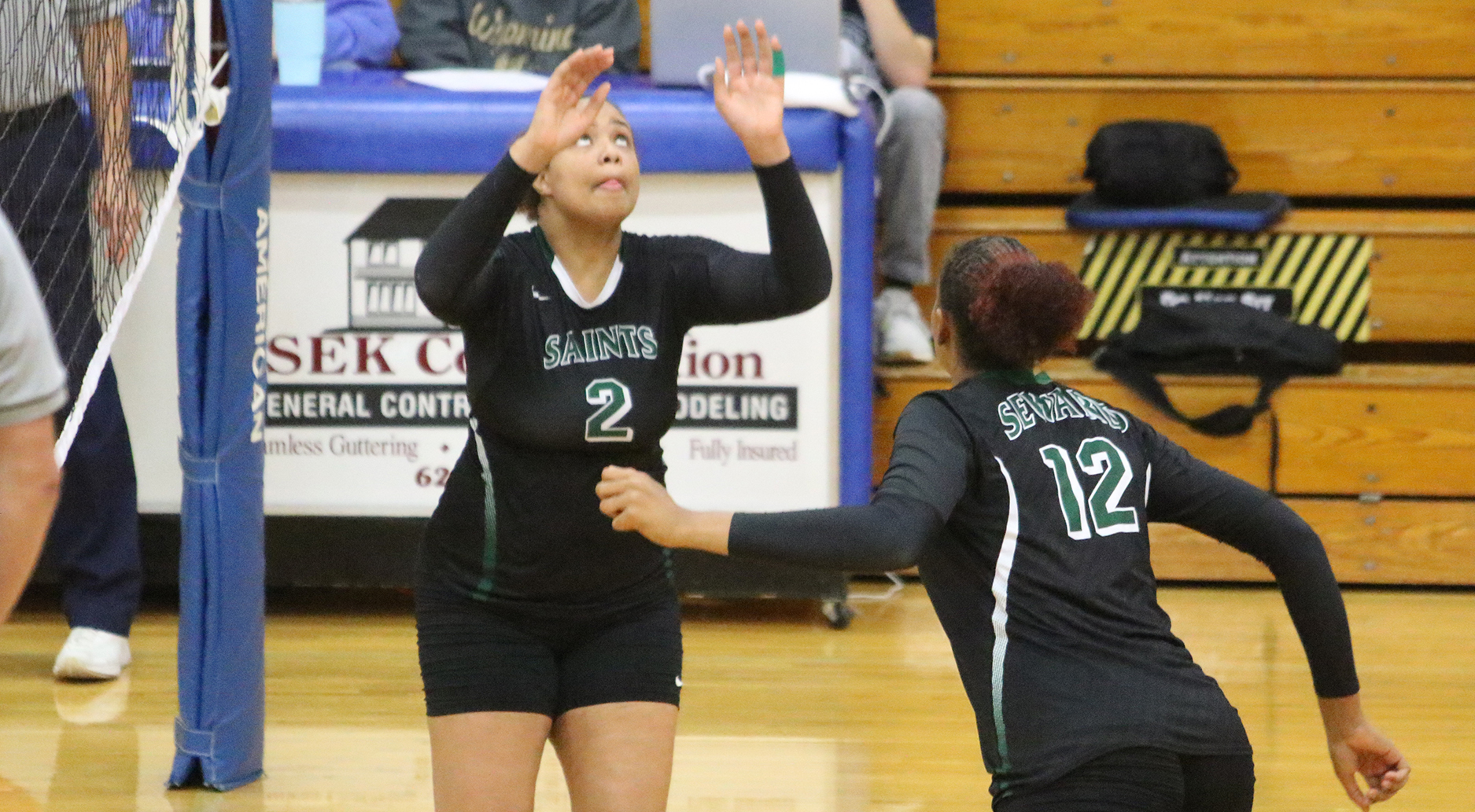 No. 9 Lady Saints Sweep Pirates to Start Conference Play