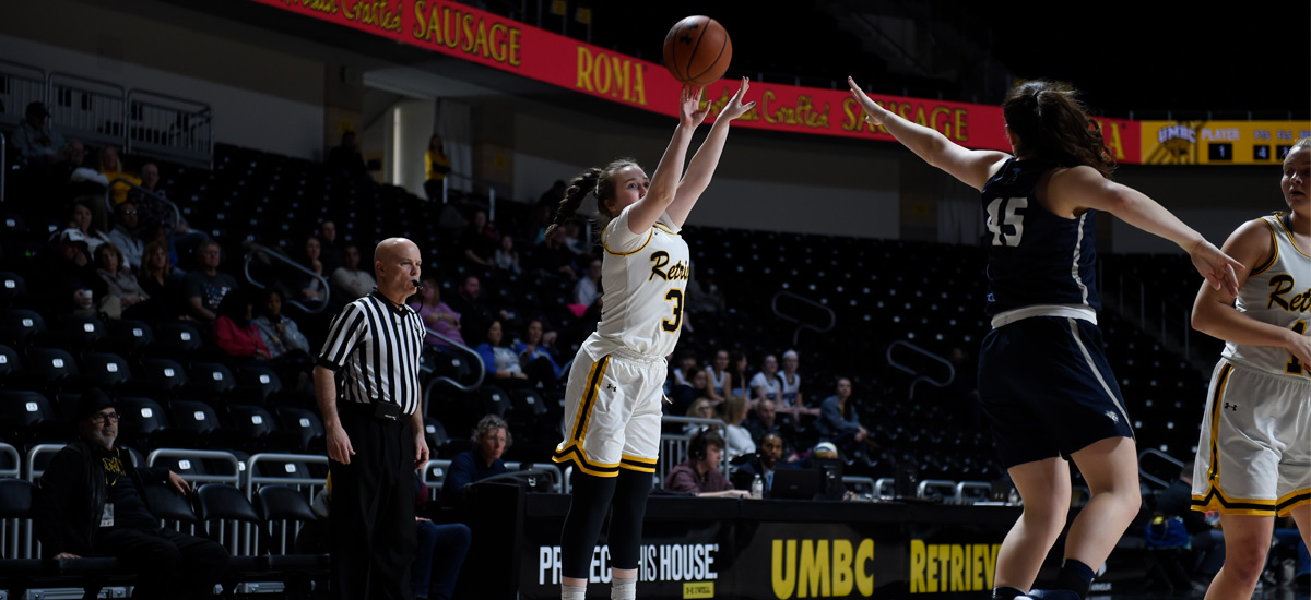 Women's Basketball Returns Home to Take on Defending Champion Maine on Saturday