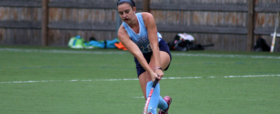 Field Hockey Posts Fourth Shutout with 7-0 Win over Anna Maria