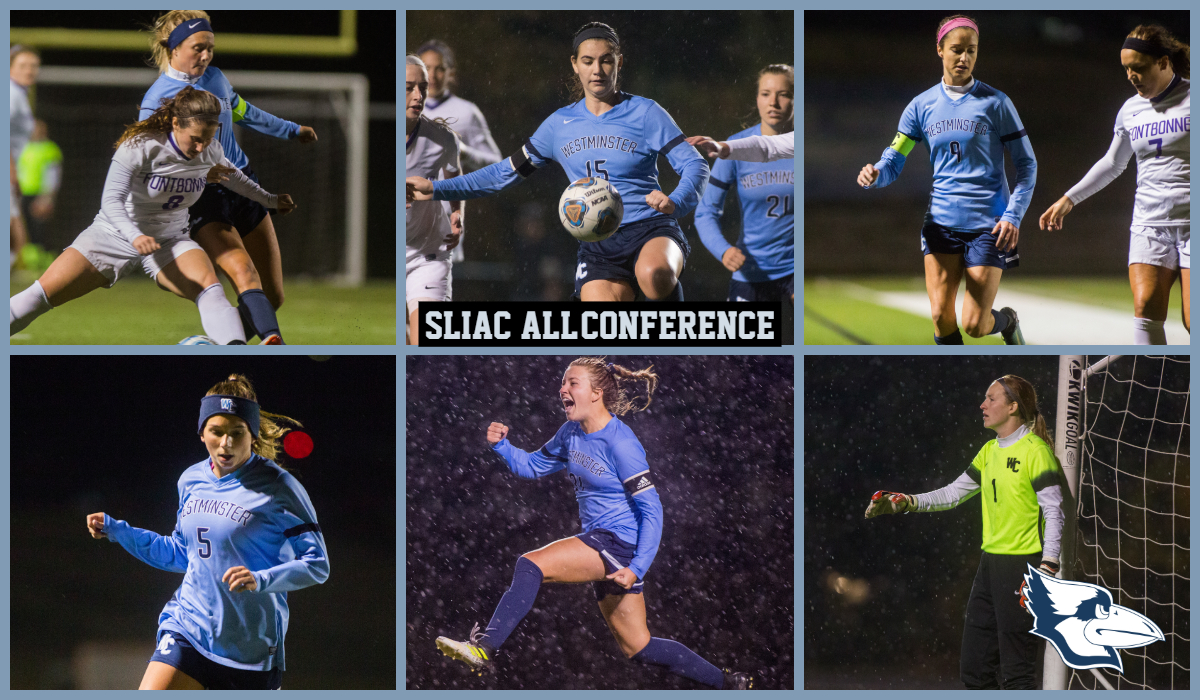 Westminster Women's Soccer Adds Six to All-Conference Teams