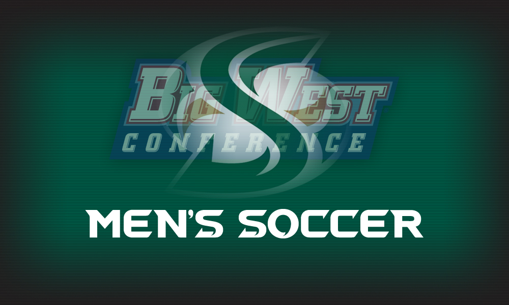 MEN'S SOCCER HAS SEVEN NAMED ALL-BIG WEST WITH FOUR PLAYERS ON THE SECOND TEAM