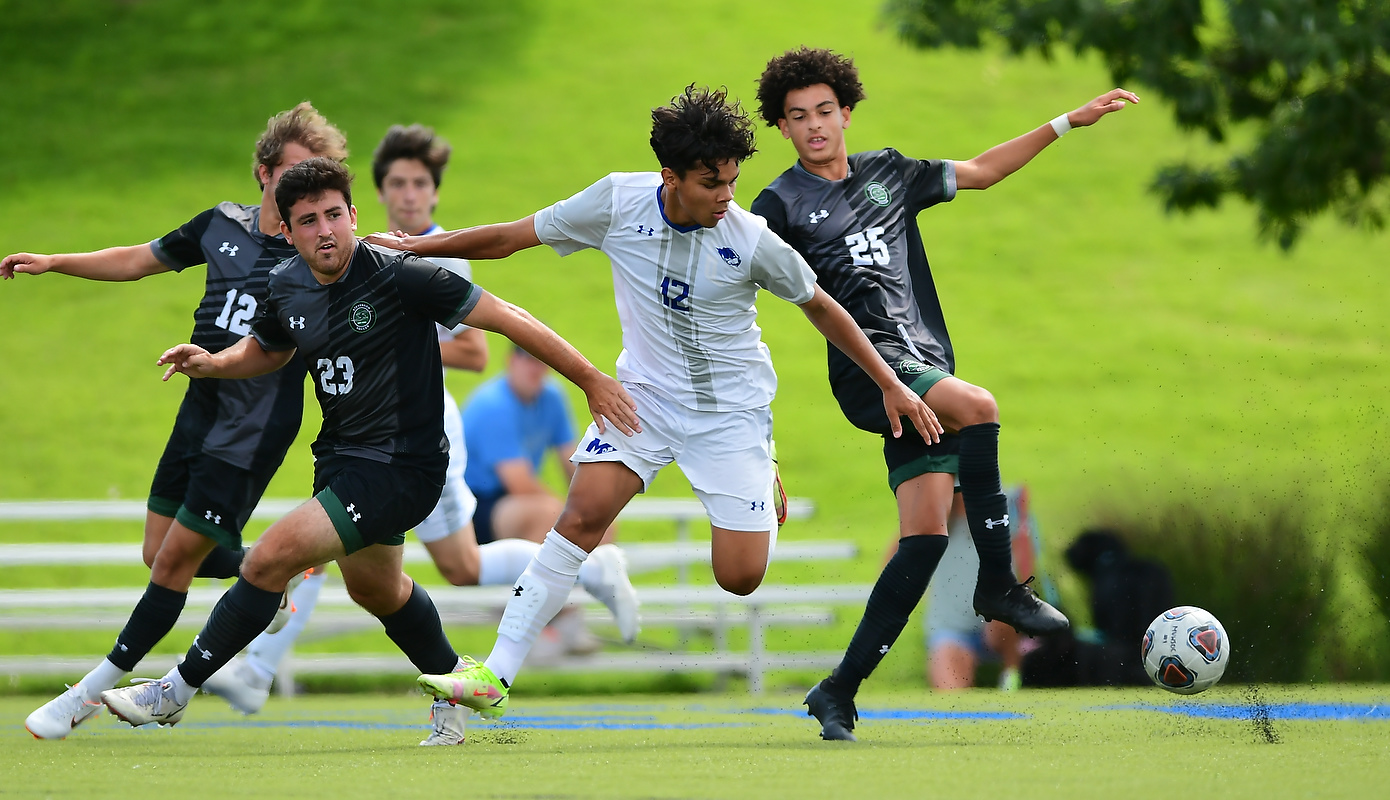 Torres Continues Point Streak; Saints Fall to Stevenson