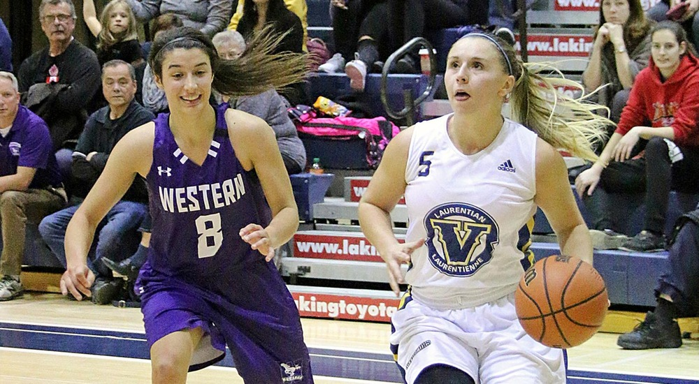 WBB | Rough Second Half Sinks Voyageurs