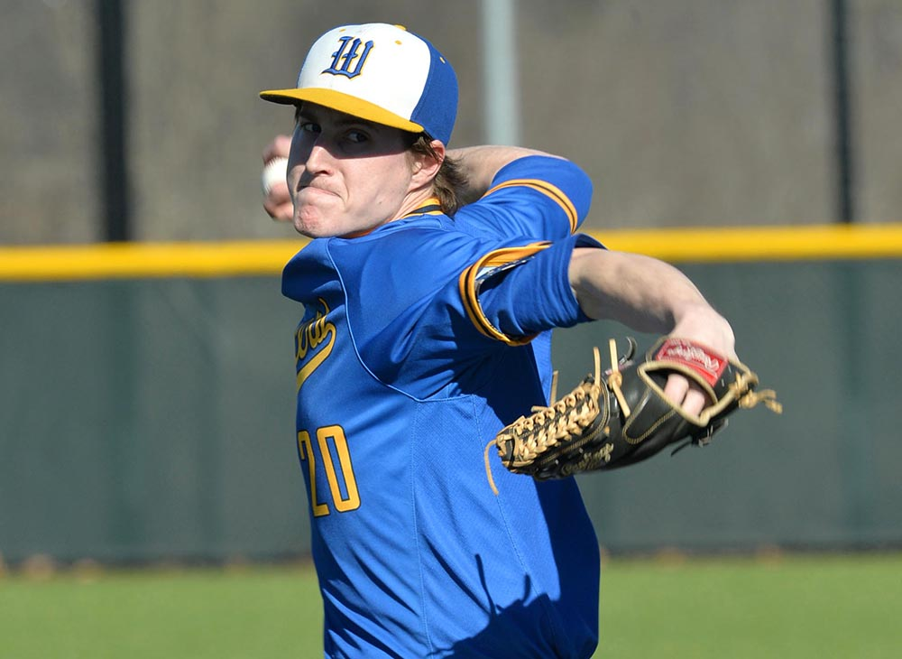 Worcester State Sweeps Bridgewater State in MASCAC Doubleheader