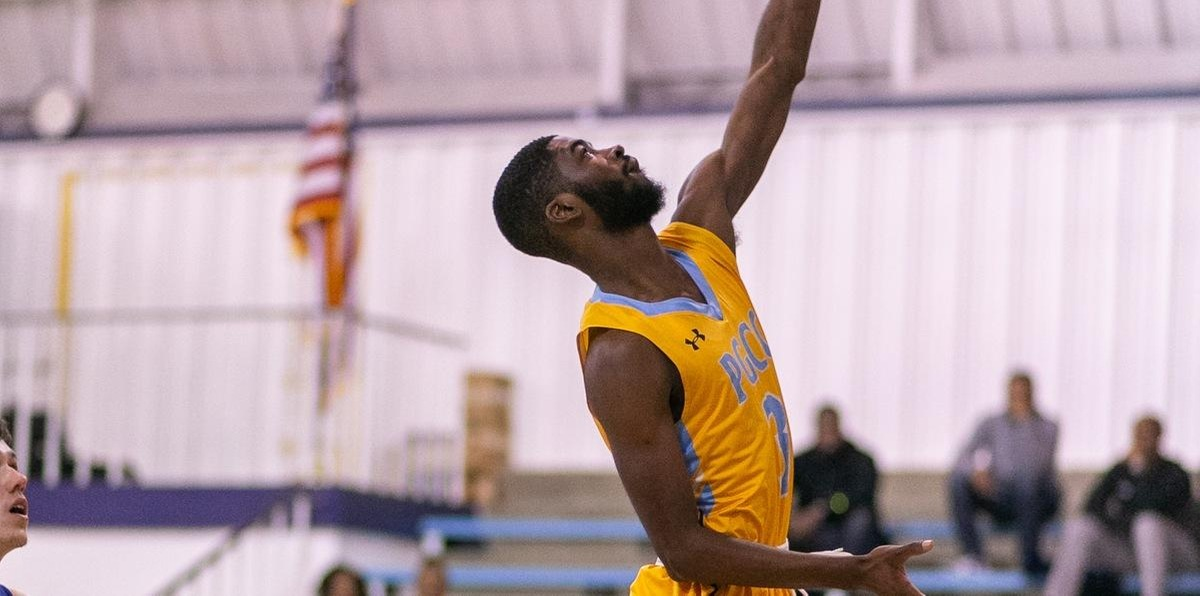 Prince George's Men's Basketball Falls To Allegany, 97-89