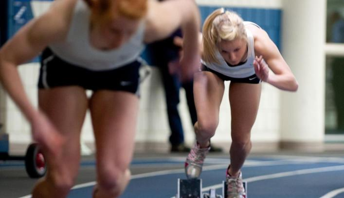 Women's Outdoor Track & Field Competes in River Falls and Platteville