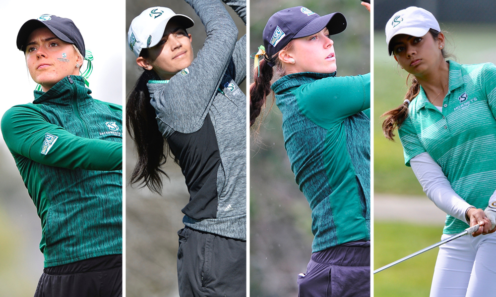 FOUR WOMEN'S GOLFERS NAMED WGCA ALL-AMERICAN SCHOLARS