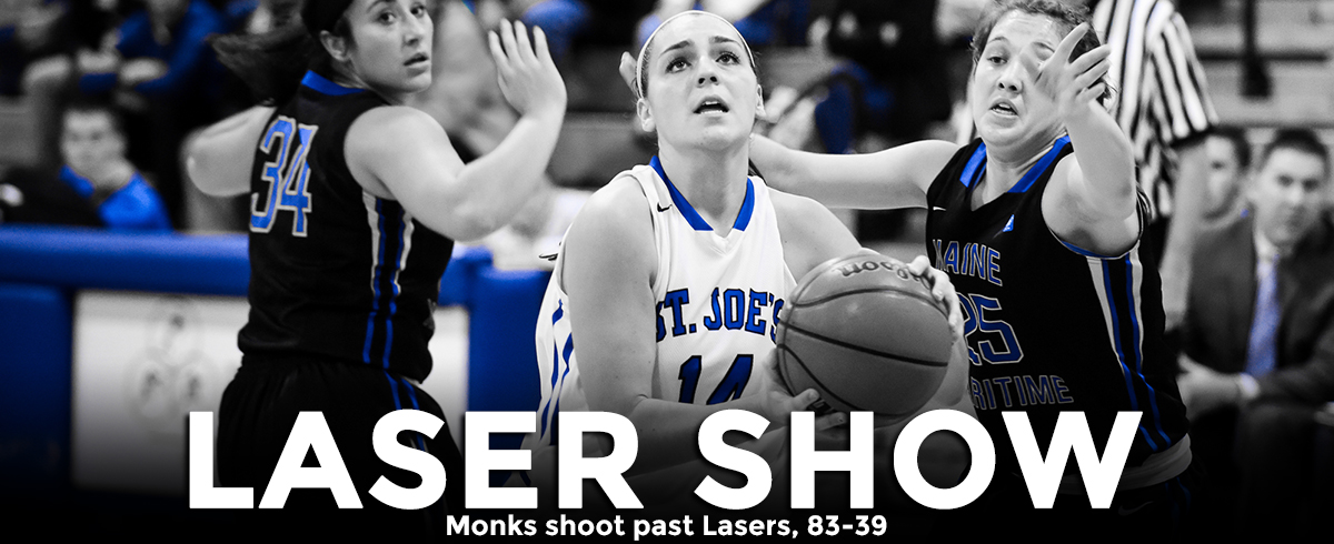 Monks Shoot Past Lasers, 83-39