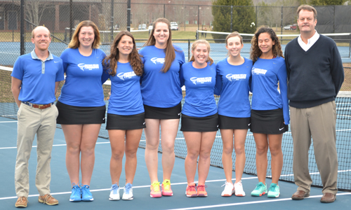 W. Tennis Team Photo