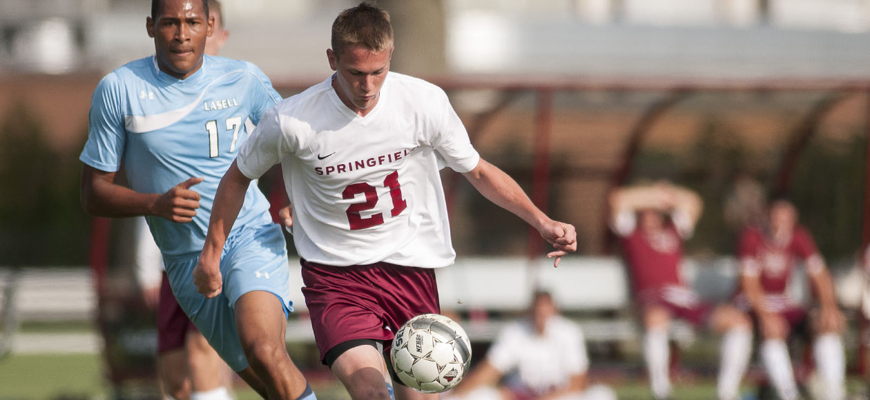 Fast Start Leads Men's Soccer to 4-1 Victory Over Westfield State