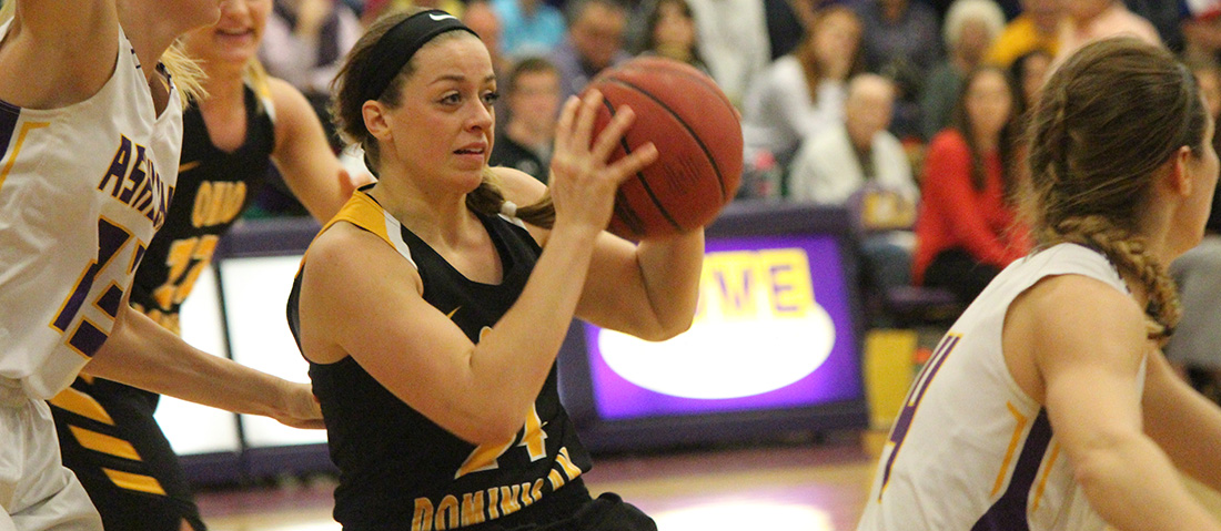 Overly Beats Buzzer, Women's Basketball Knocks Off Walsh 70-68 In Overtime