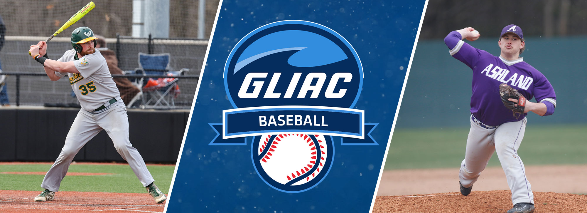 Wayne State's Kelly, Ashland's Peters Collect GLIAC Baseball Players of the Week Honors