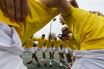 CMS Men's Tennis Finishes as National Runner-up