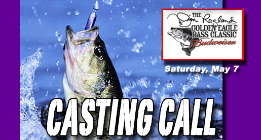 Registration ongoing for 25th annual Jim Ragland Bass Classic May 7