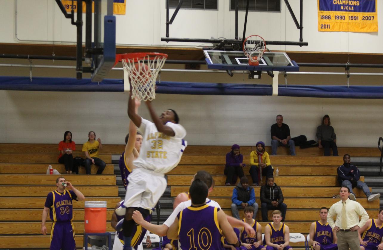 Alfred State Men 39 S Basketball Vs Elmira Jv Alfred State College Athletics