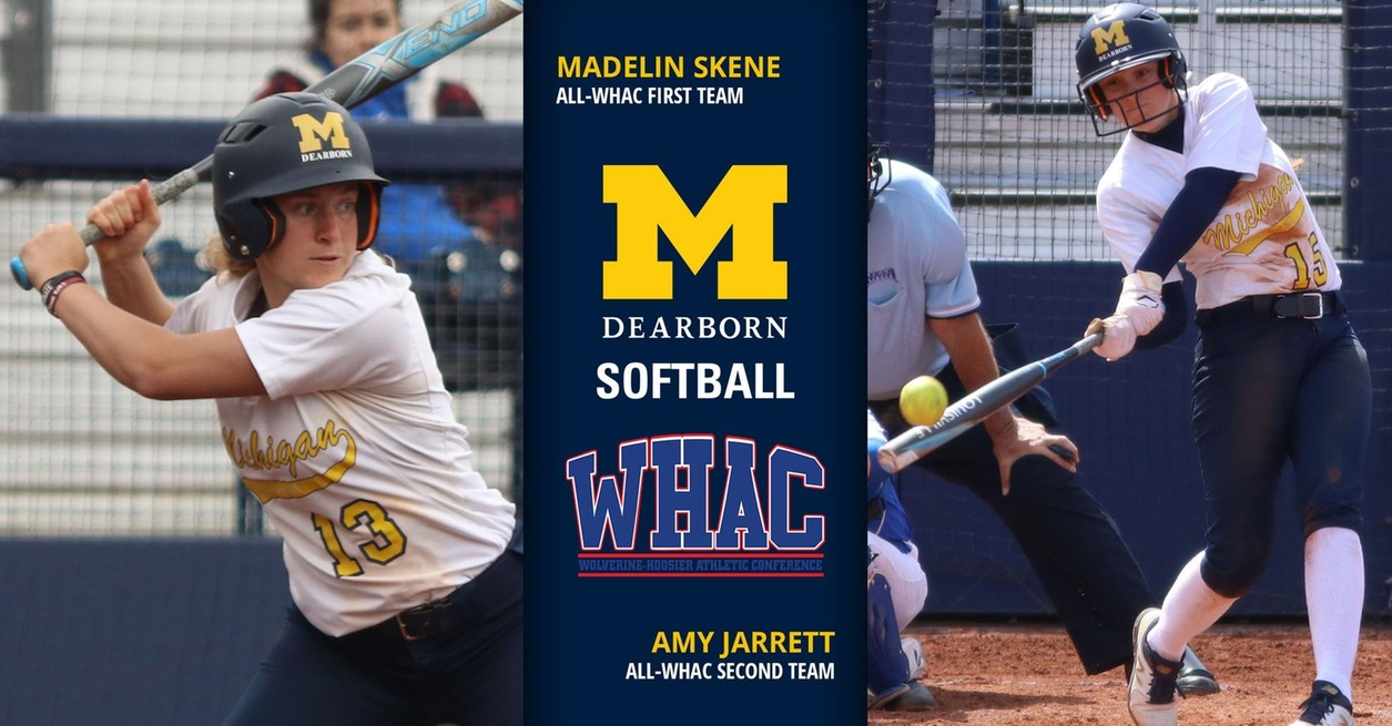 Skene, Jarrett earn All-WHAC Team honors
