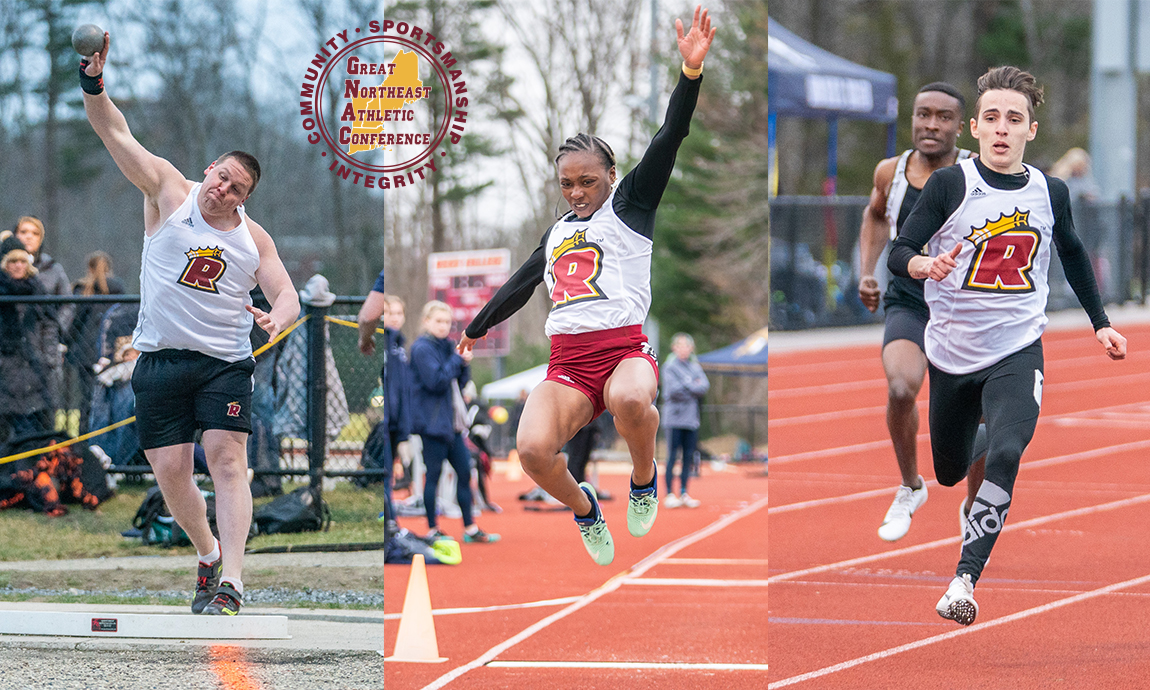 Regis Track and Field Well-Represented in GNAC Weekly Honors