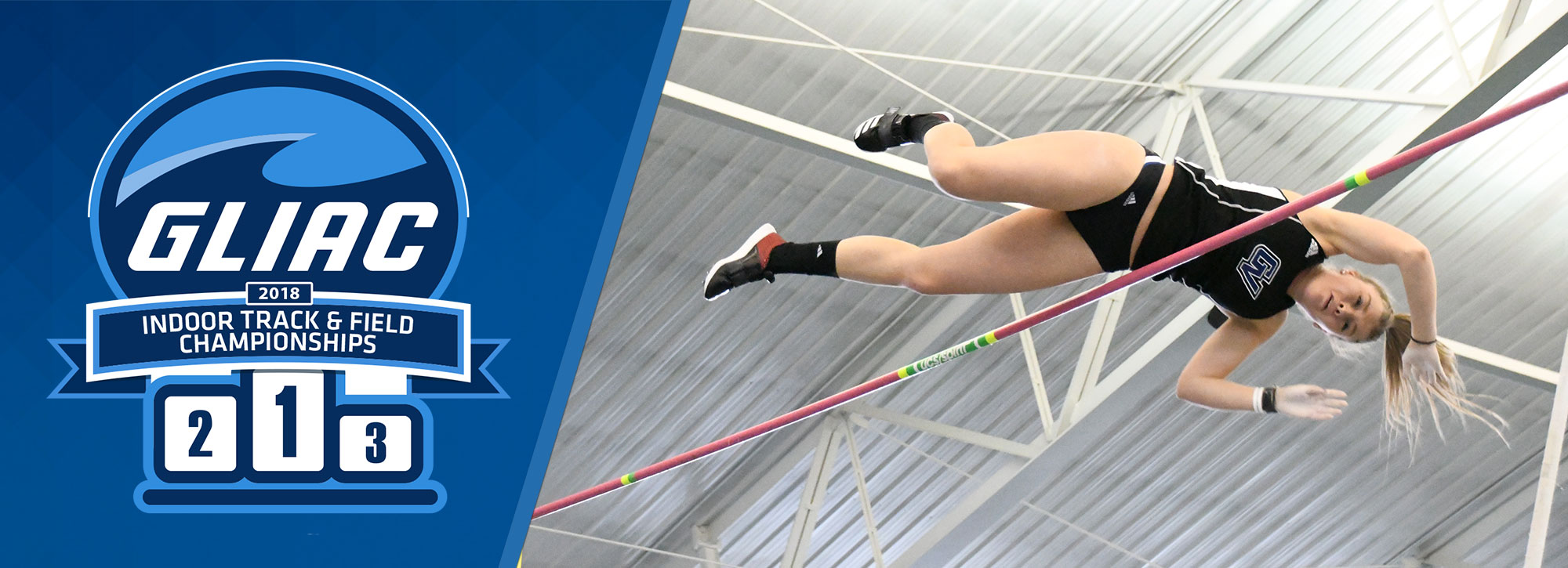 Pair of Records Fall on Saturday at GLIAC Indoor Championsips