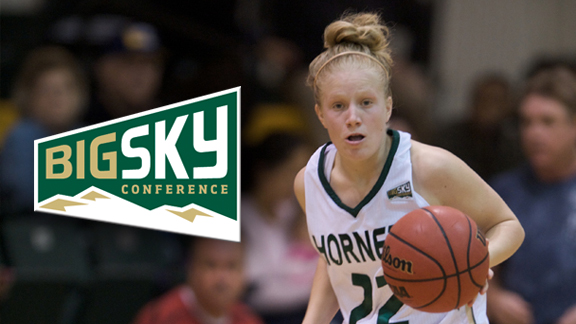 MORENO NAMED BIG SKY WOMEN'S BASKETBALL PLAYER OF THE WEEK