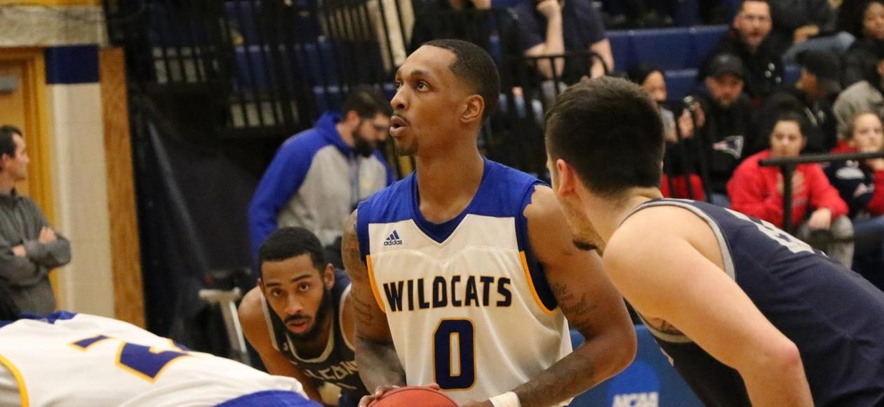 Wildcats Can't Get Past Bates 82-74