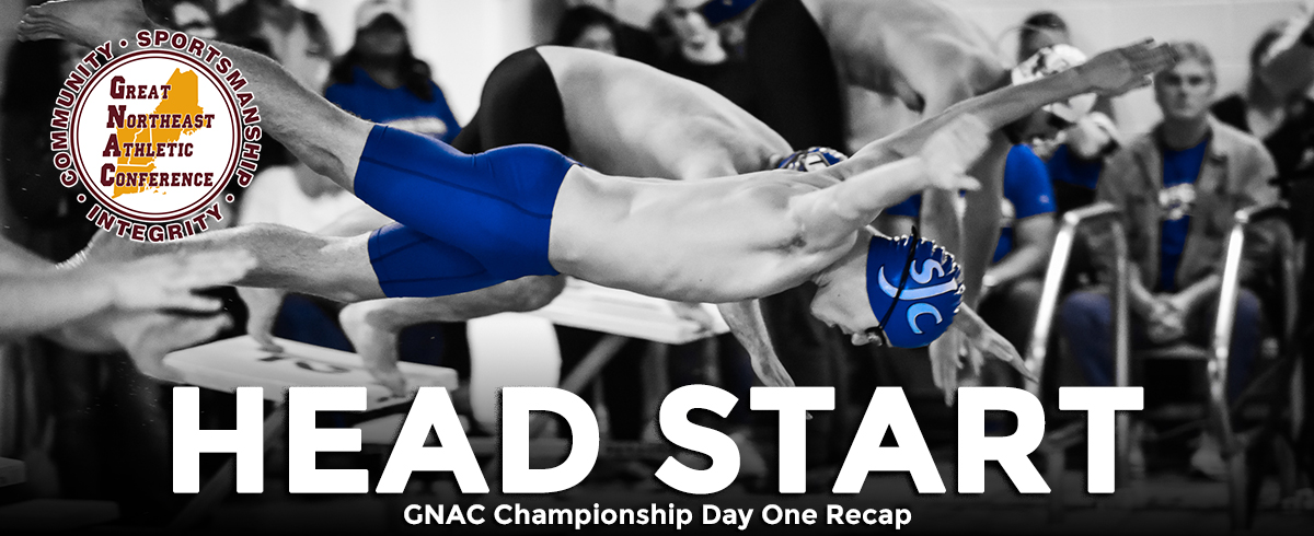 GNAC Championship: Day One Recap