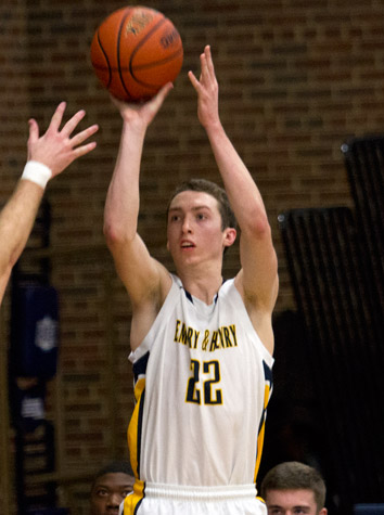 Emory & Henry Men's Basketball Upends Lynchburg, 86-80, Tuesday For Fifth-Straight Victory