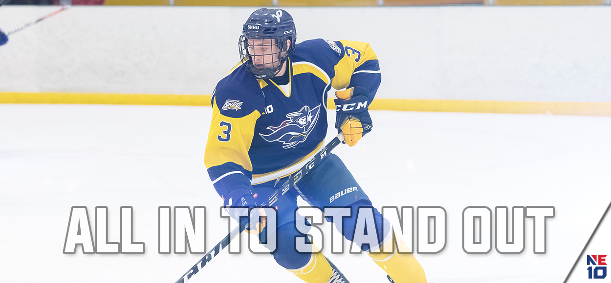 Cole Stewart's Goal Featured as No. 1 Play on SportsCenter Top 10