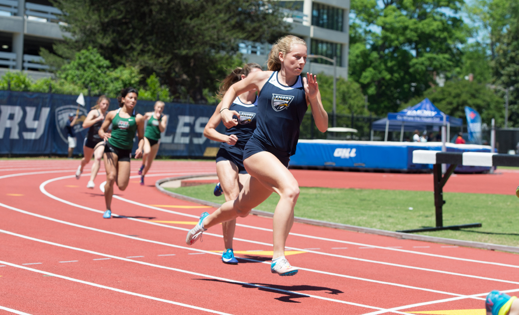 Women's Track & Field Competes at Gregory Invitational in Final NCAA Tune-Up