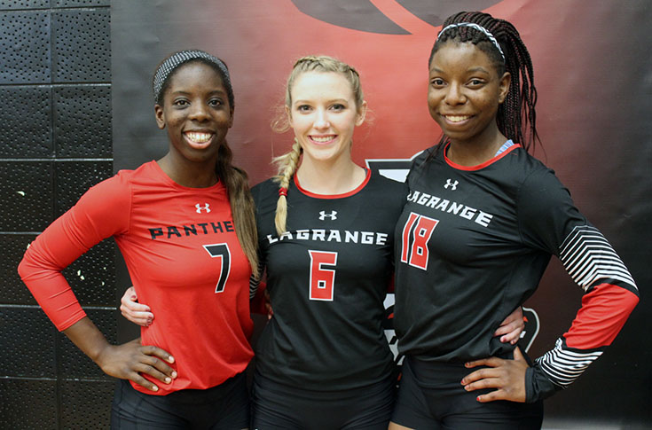 Volleyball: Huntingdon spoils Senior Night for Panthers