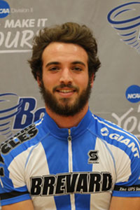 Cycling: Zach Valdez