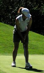 Women's Golfers Play Well at Santa Cruz City Amateur