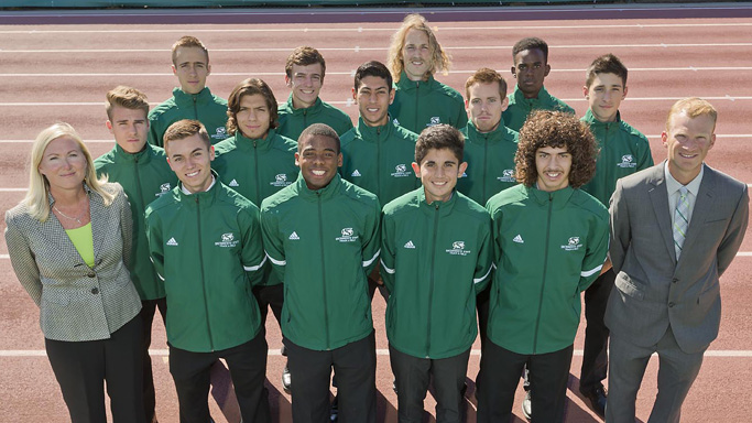 MEN'S CROSS COUNTRY RECOGNIZED BY NCAA AGAIN FOR ACADEMIC SUCCESS