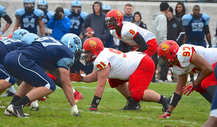 Ferris State Football Remains 10th In Super Region Four Rankings