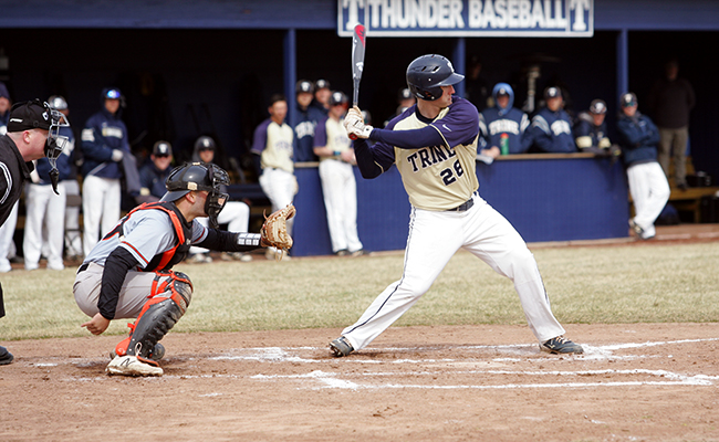 Baseball Ends Season With Split Against Albion