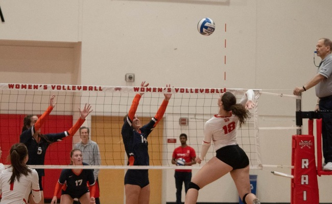 Cougars Pounce In Raiders Three Set Loss