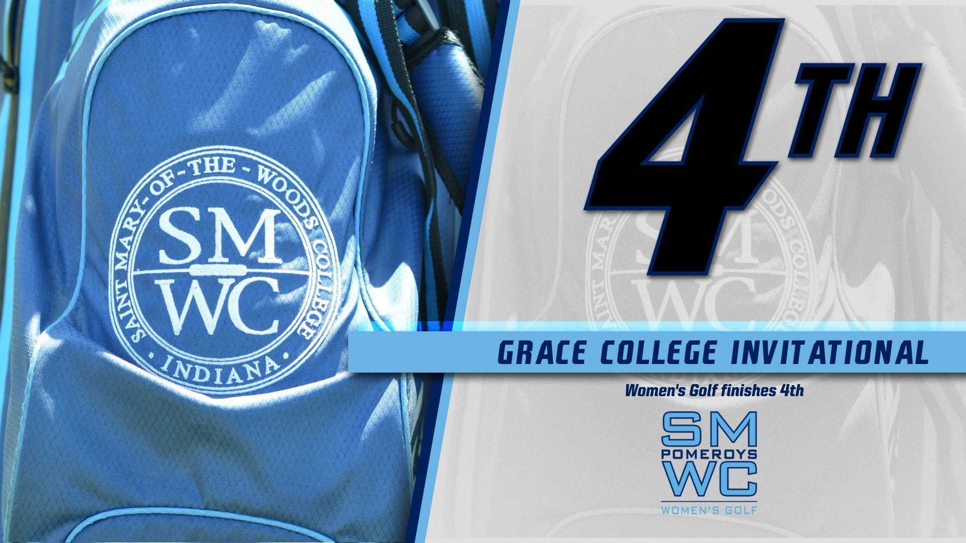 Women's Golf Finishes Fourth at the Grace College Invitational