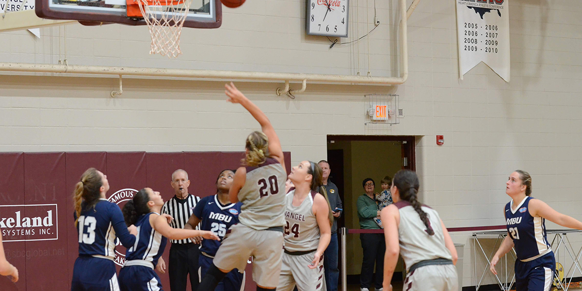 Evangel Has First Home Heart Game Against No.11 Central Methodist