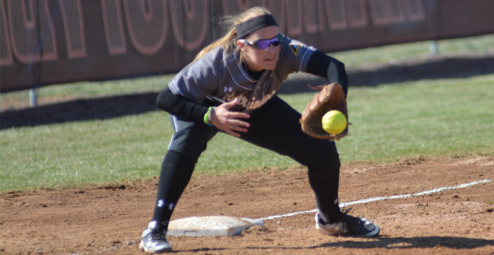 Softball Drops Series Finale to Binghamton