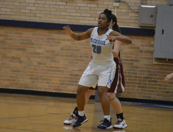 Three Double-Doubles Lead Westminster Women's Basketball Over MacMurray